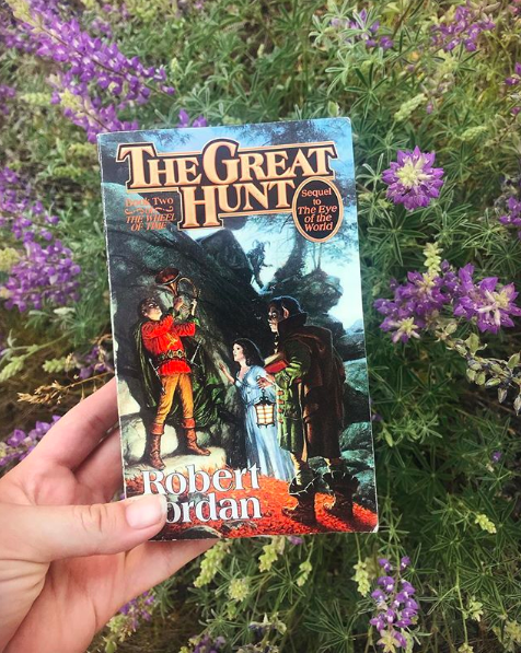 Season Two: The Great Hunt
