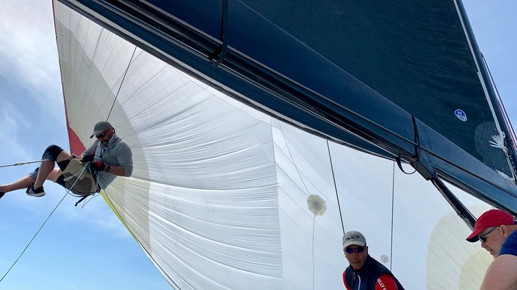 SONIC - Seattle Based TP52 Racing Sailboat