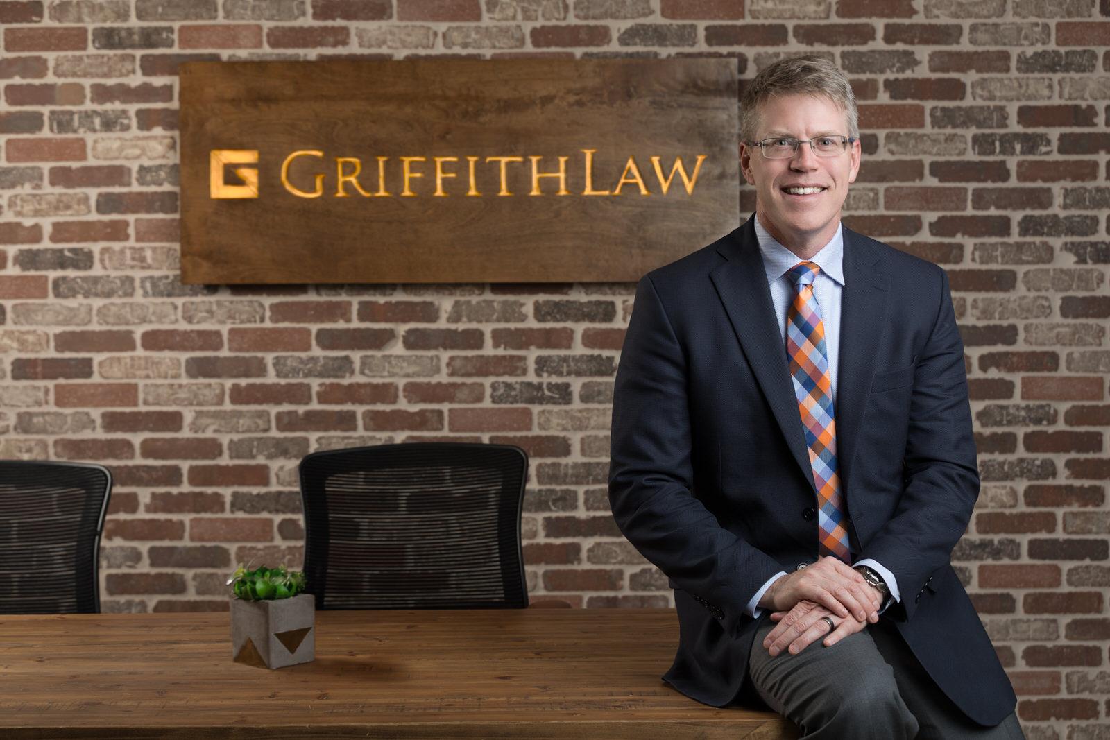Business Portrait for John Griffith