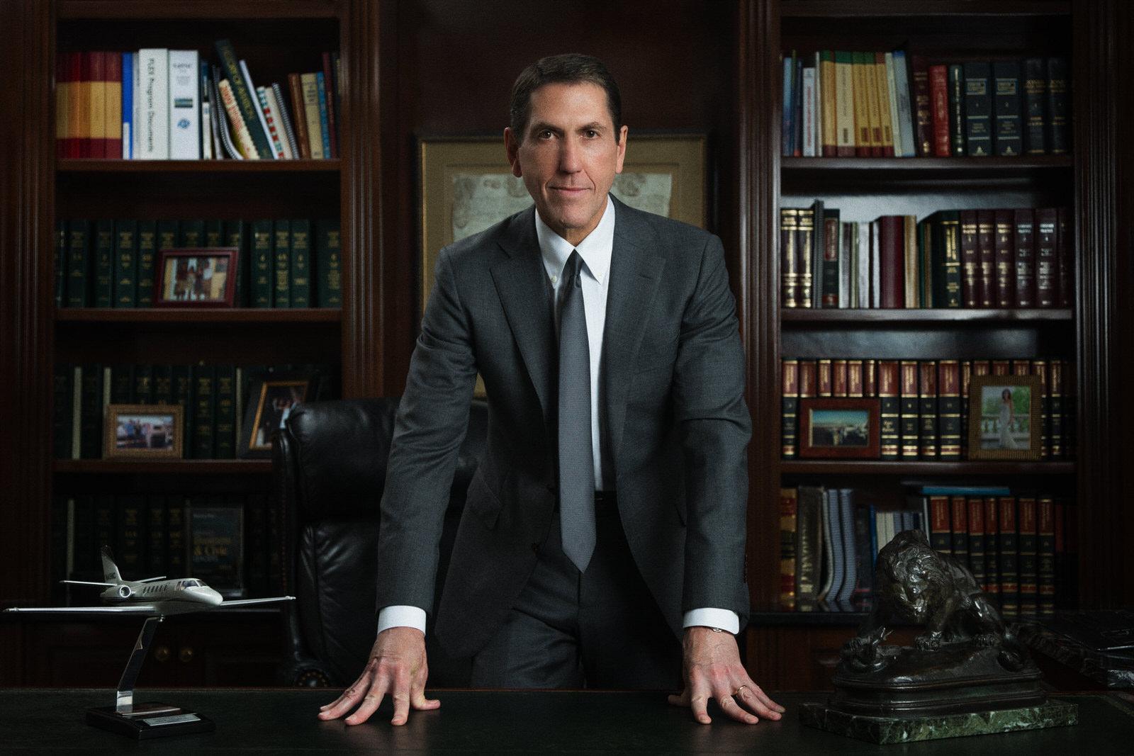 Executive business portraits photography for John Cheadle
