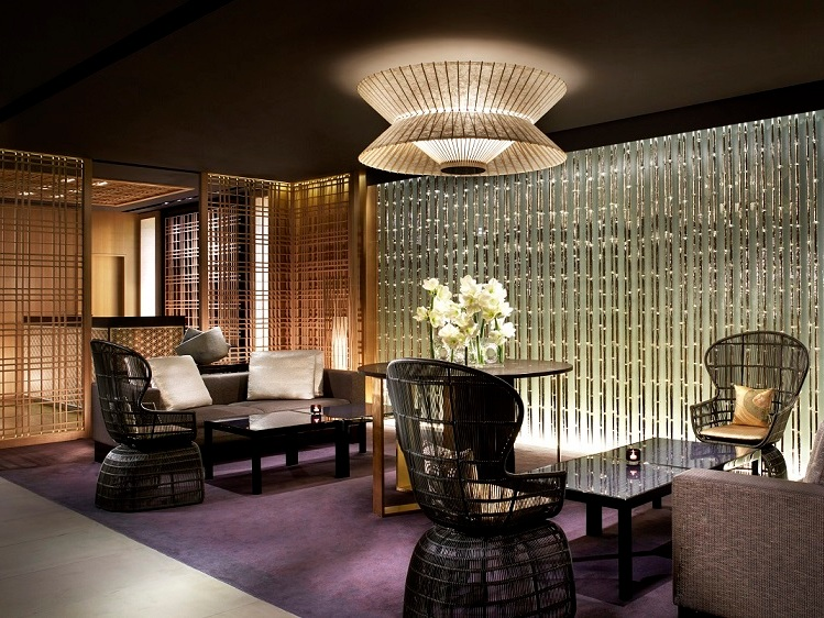Ritz Carlton Kyoto Lobby Reception