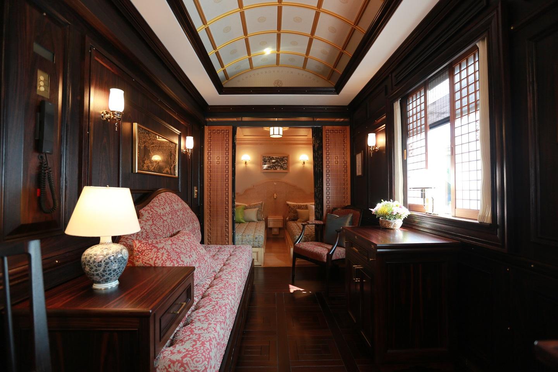 Nanatsuboshi Kyushu room suite.JPG