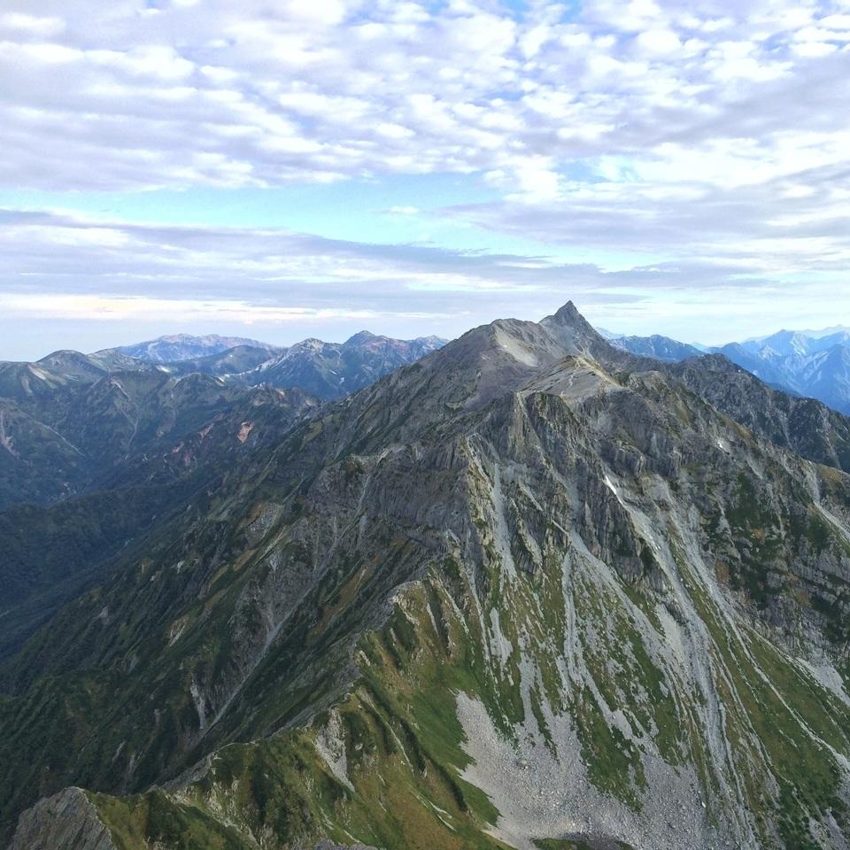 nagano mountains japan