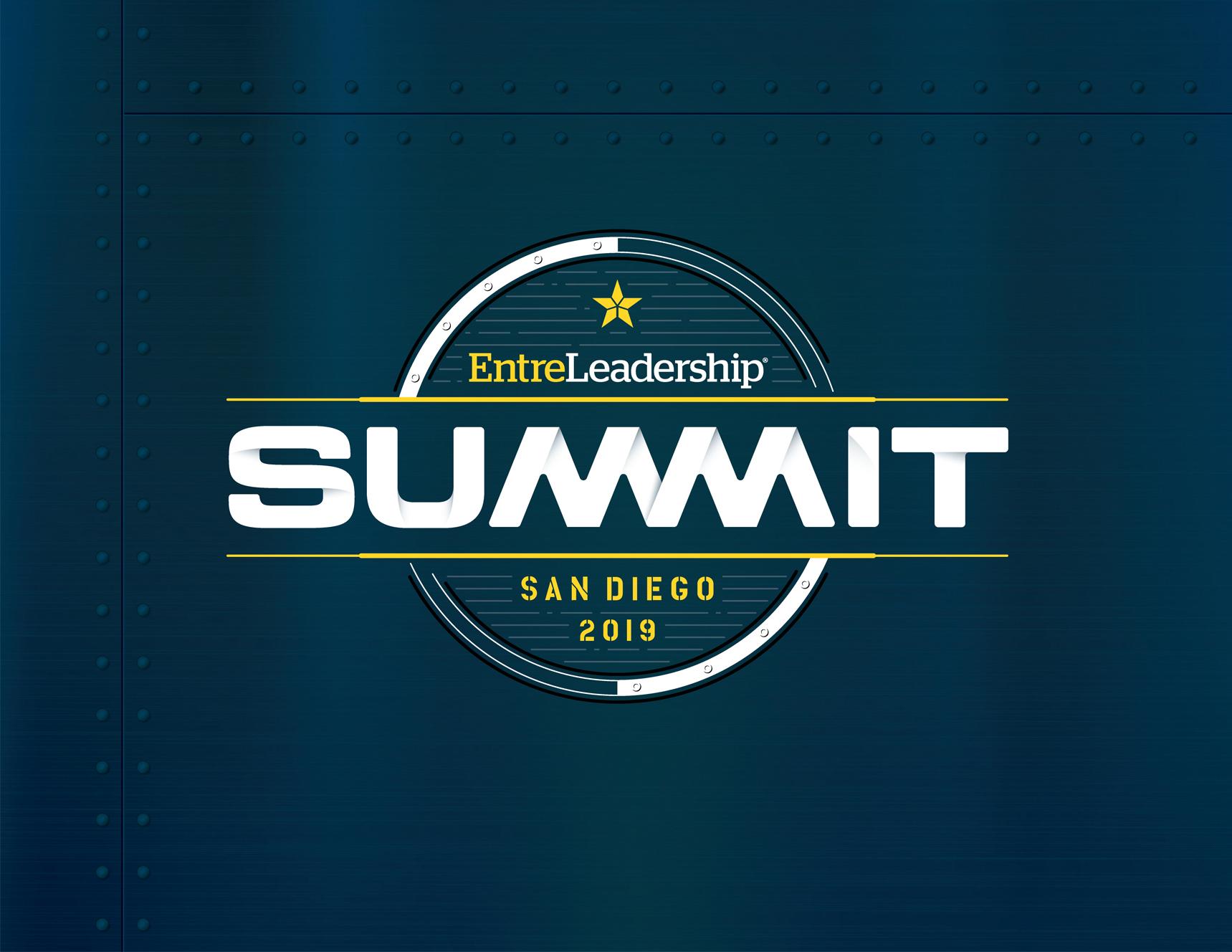 2019 Summit Logo - San Diego