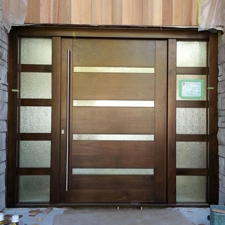 Pivot Door_60x96_Dark Walnut Stain.jpg