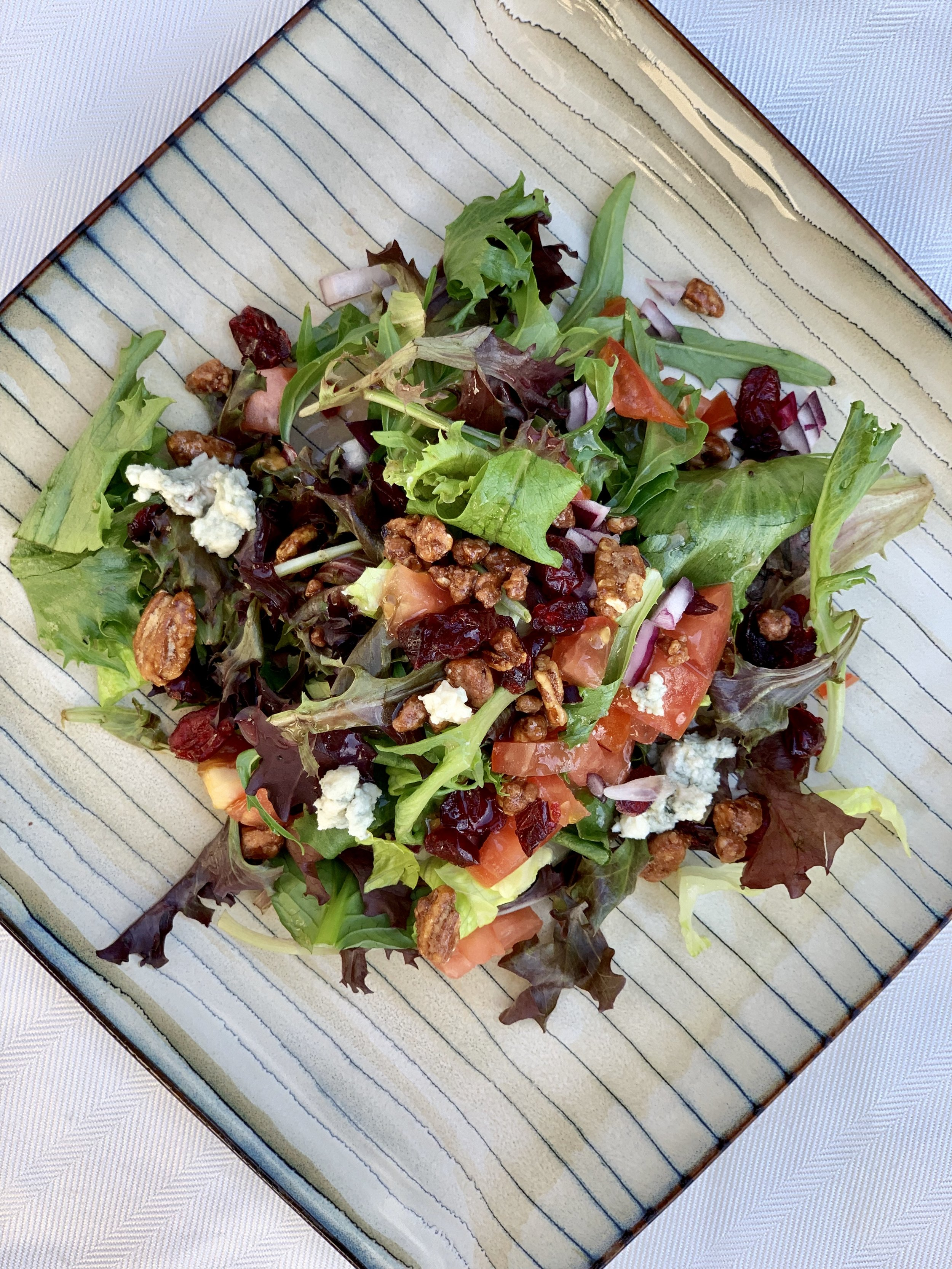 Honey Pecan Salad