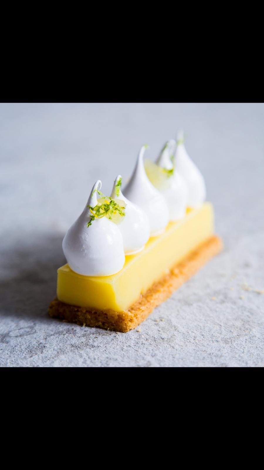 Lemon Pie Reconstructed