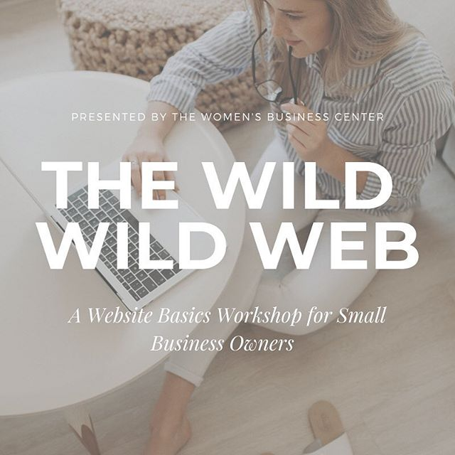 Announcing a free workshop for anyone who is ready for some website basics! I will be presenting on all things website on May 10th at the Women's Business Center in SLO! Understand WHY you need a website, your options for WHERE your website can live (platform breakdown), and WHAT kind of content strategy you need to attract your dream customers. ✨ . Basically, if you are ready to create your own site for your small business and don't know where to start... it's HERE. . Orrrr, you have a site and it is causin' you shame and ain't producing results. It might be time to revisit the basics and your strategy. THIS workshop is also for you! . Register at www.mcscorp.org/workshops