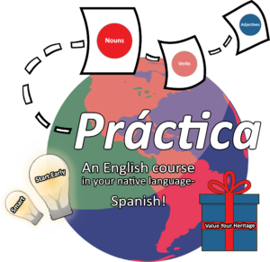 BUY NOW - Nico's handbook fundamentos de inglés para hispanohablantes and online course component Práctica are designed to teach English language fundamentals to a Latino audience. Text and online course materials are written in Spanish to ease the burden of language learning.