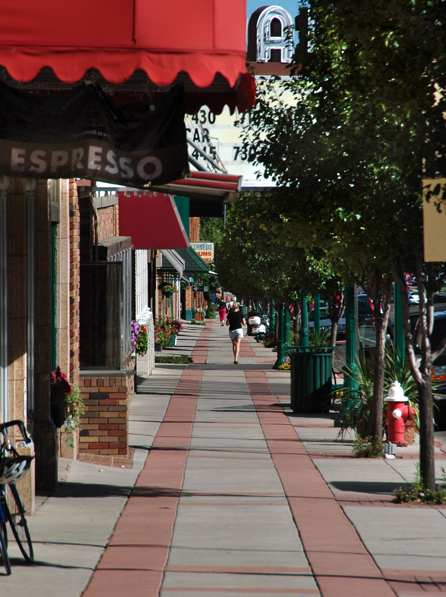 Cedar City Main Street