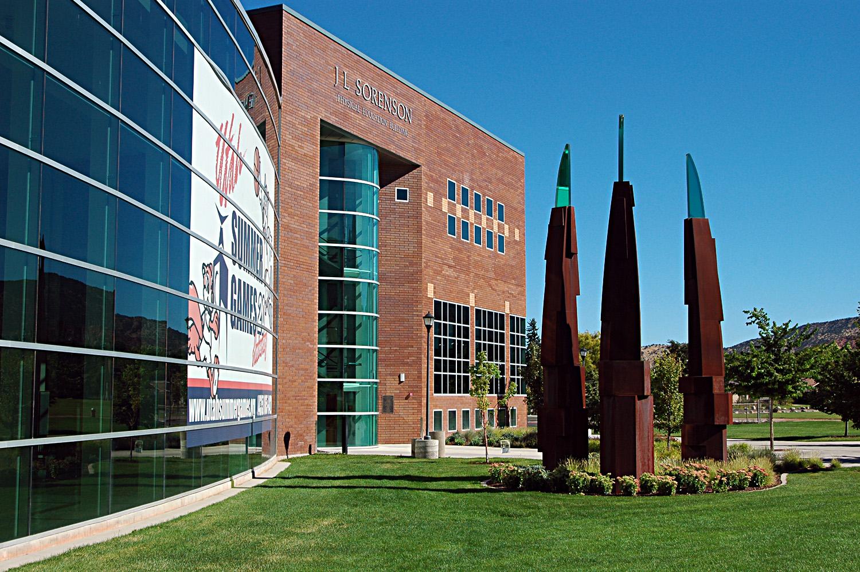The J L Sorenson Physical Education Building