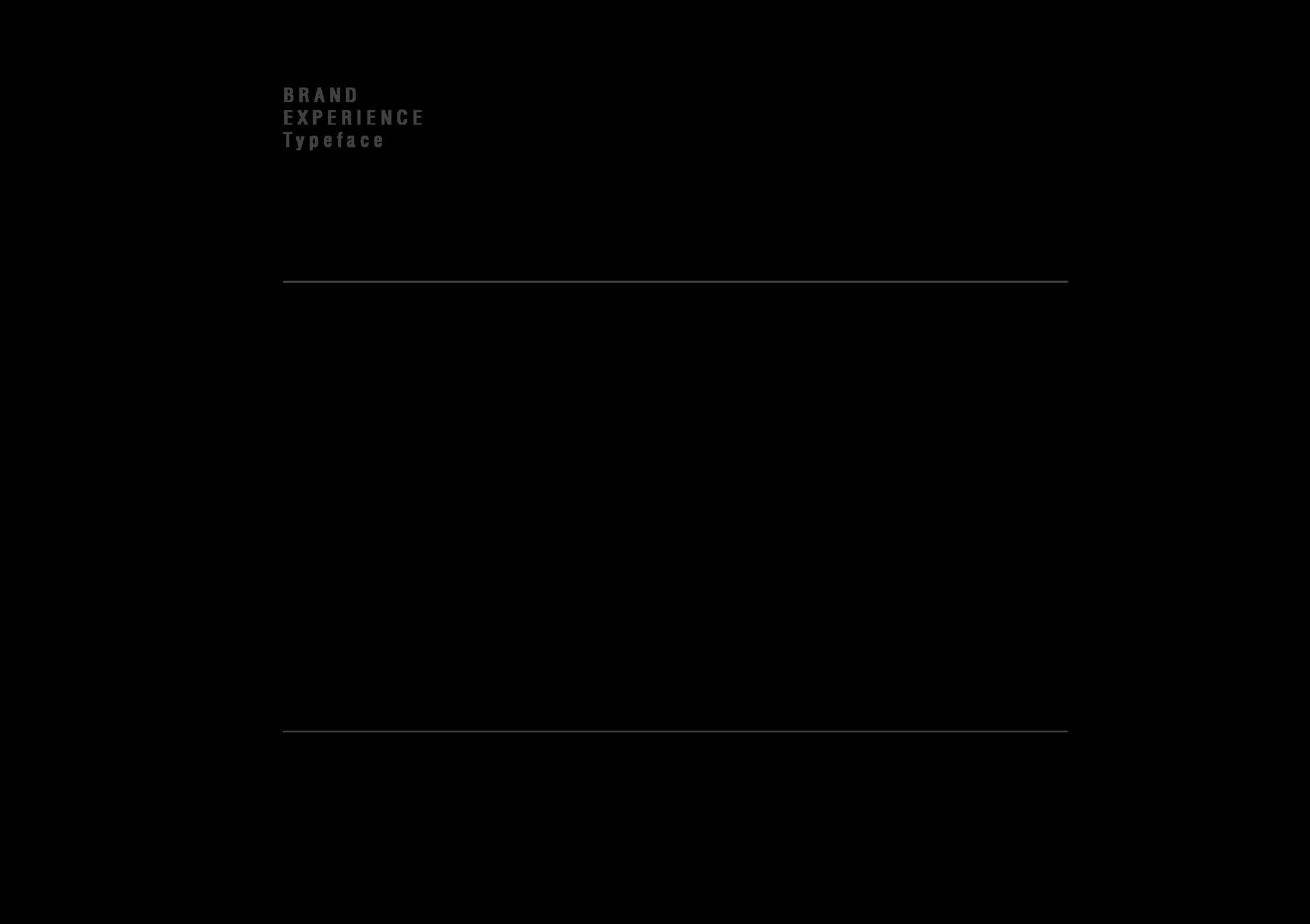 Y&S Collection  — STUDIO ECHO