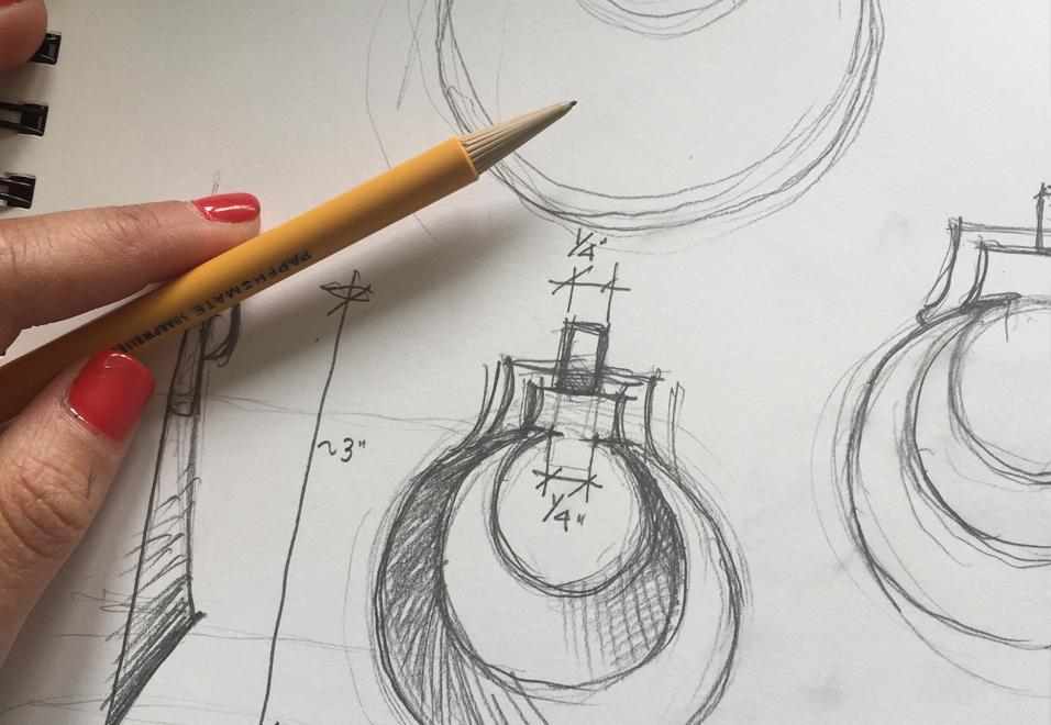 nest studio drawing