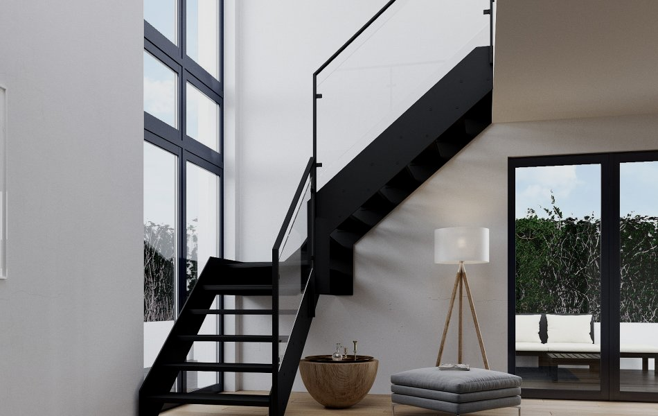 INSENSATION® - Visionary staircases and premier frameless doors.