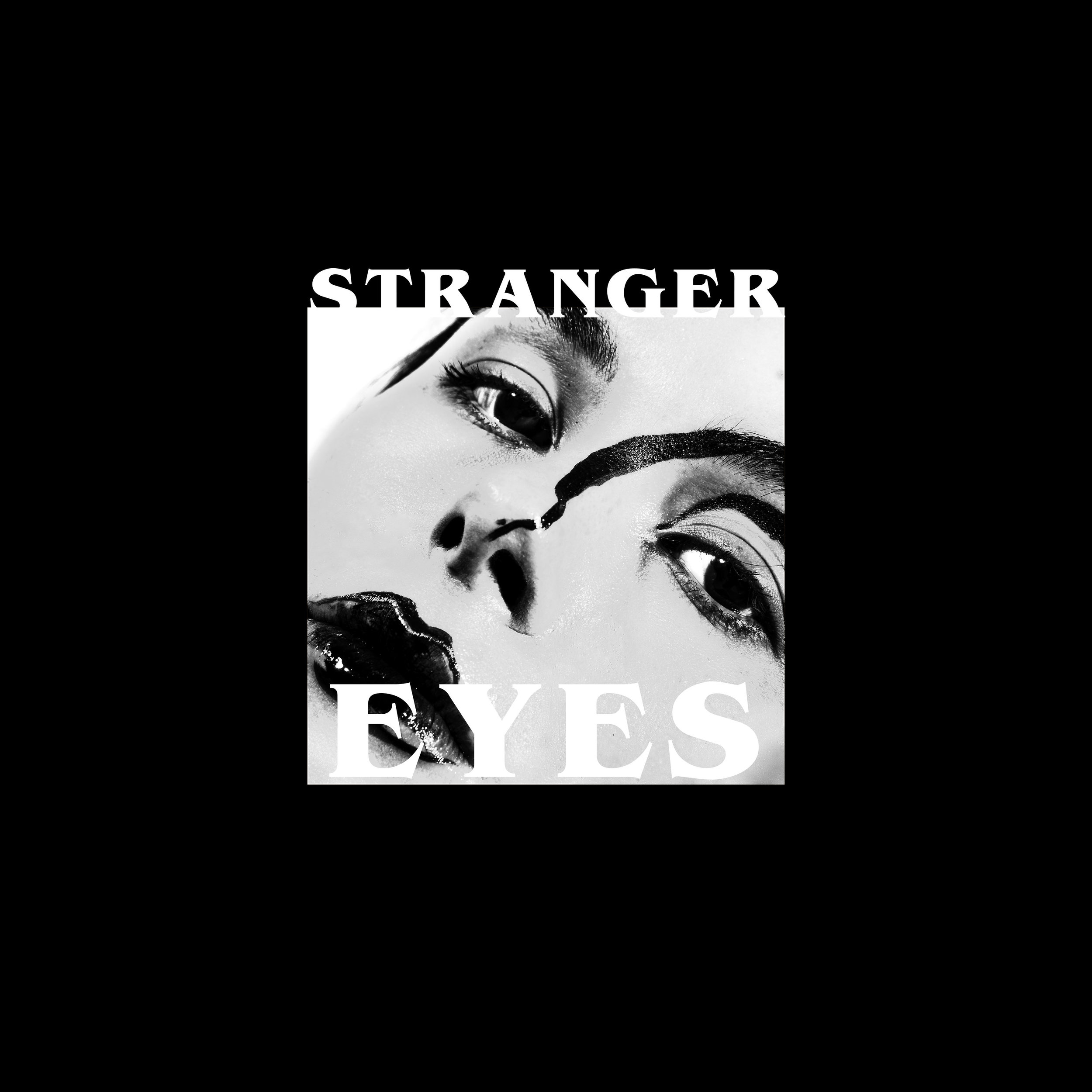 "Single artwork for Kokaholla's ""Stranger Eyes"" (feat. Devin Di Dakta, Trophy Kid Did & Quarterback)"