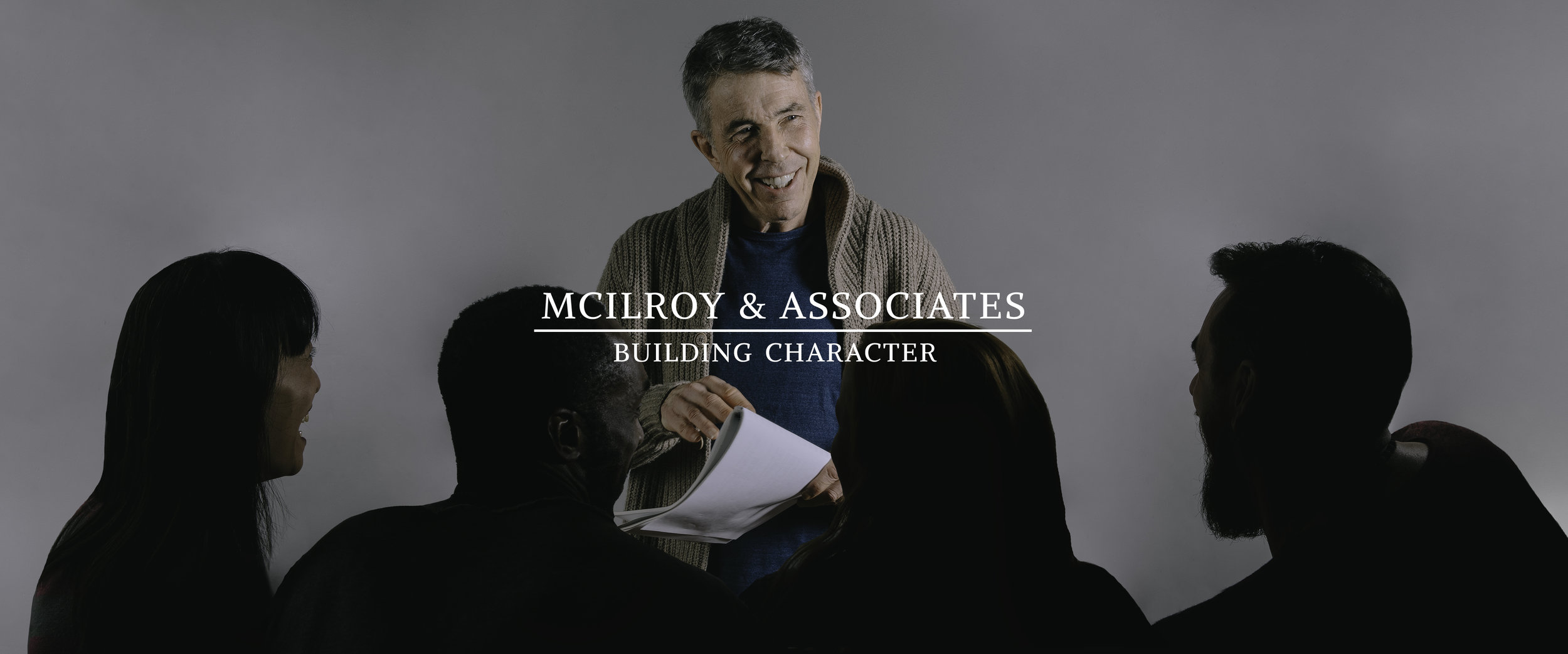 Actor and Acting Coach  Andrew McIlroy & Associates