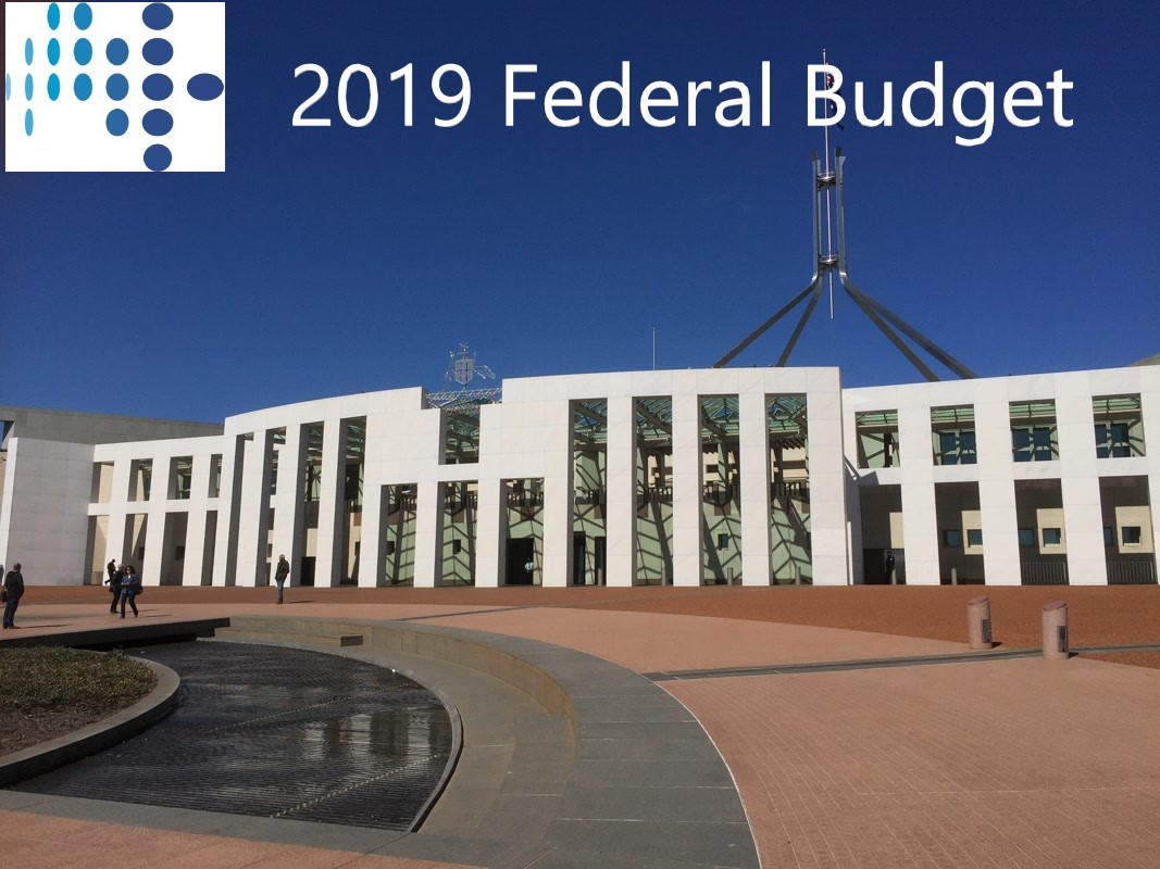 It is around 50 years since a Federal Budget has been handed down so close to an election, with the 2019 budget brought forward by a month to 2 April 2019.
