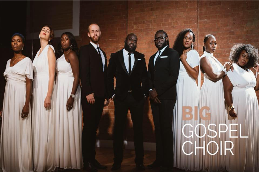 Big Gospel Choir -