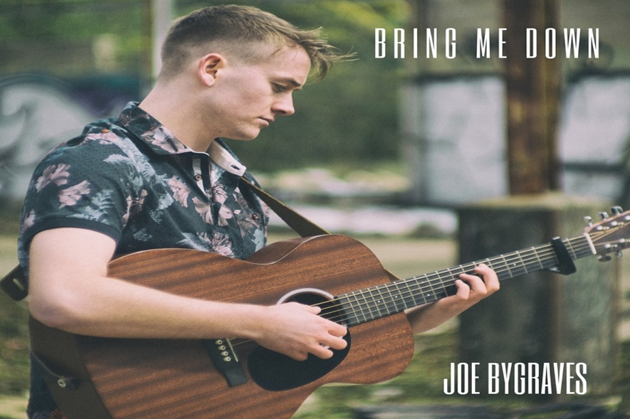 Joe Bygraves - 22 year old pop singer-songwriter from Bedfordshire. Joe signed a Development Deal with River Studios after competing in OpenMicUK. He released his debut EP 'Chapter One' in 2018 including lead single 'Childhood Sweetheart'. Joe has enjoyed playing many shows across the country including a slot at Bedford Park Proms 2018. Due to release second EP early 2019. Listen to him here!
