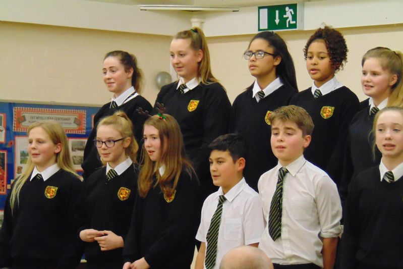 Alameda Choir - Like the Redborne School Choir, the Alameda Choir are comprised of a group of music loving students. AmpProms 2019 marks the first year the choir will be performing and the team hope it's the first of many years!