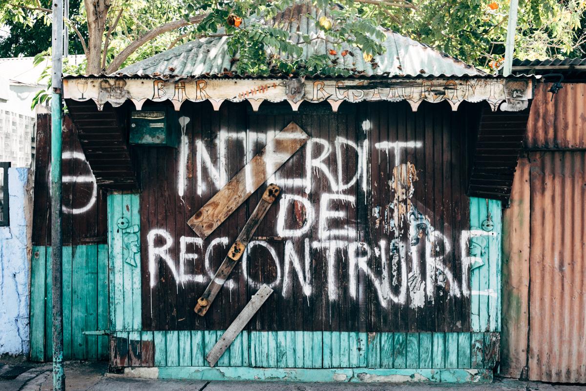 Interdit de reconstruire