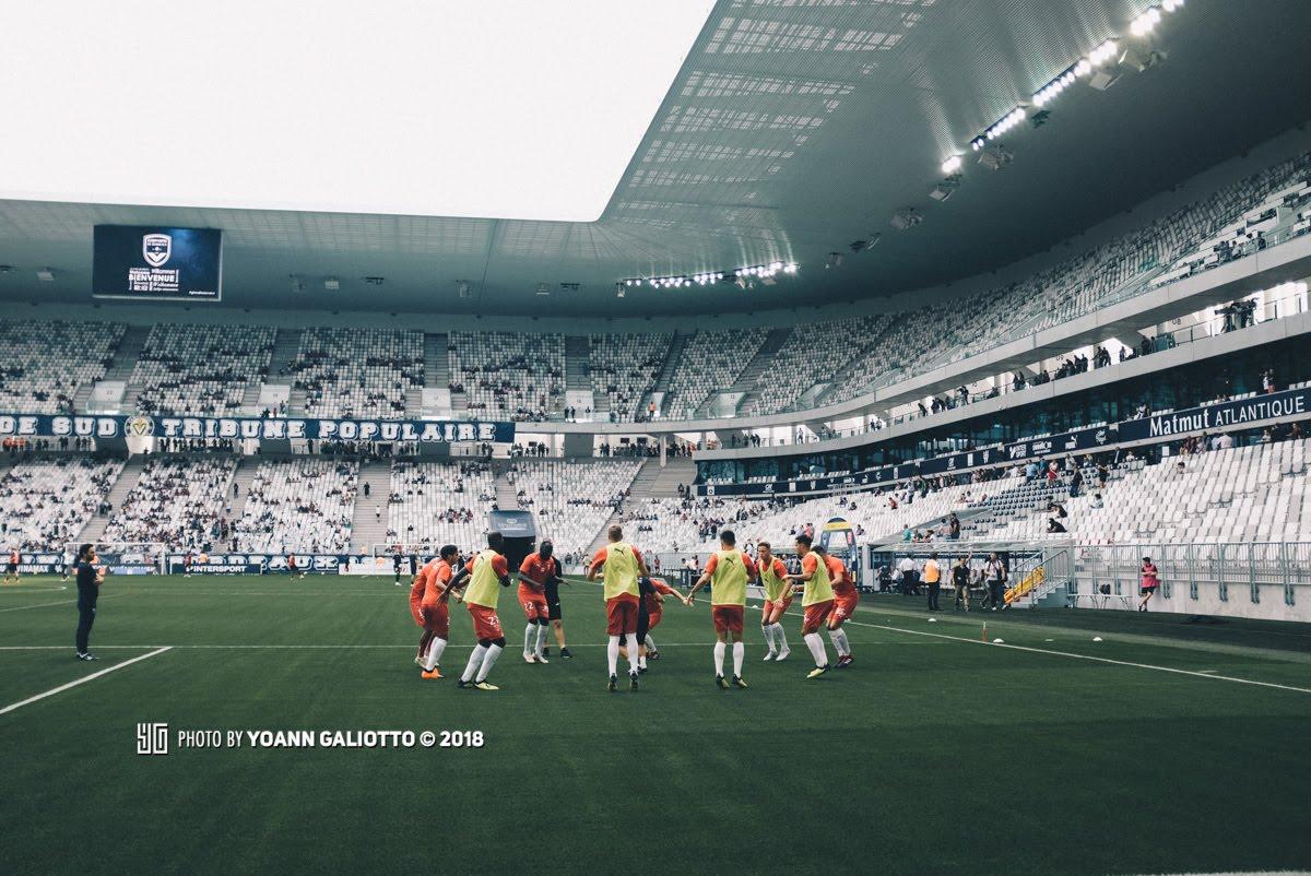 FC Girondins de Bordeaux - Nîmes Olympique - 16 SEPTEMBRE 2018STADE MATMUT ATLANTIQUE, BORDEAUX126 PHOTOS
