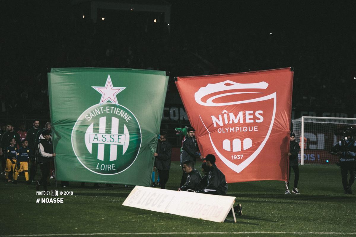 Nîmes Olympique - AS Saint-Etienne - 26 OCTOBRE 2018STADE DES COSTIERES, NÎMES61 PHOTOS