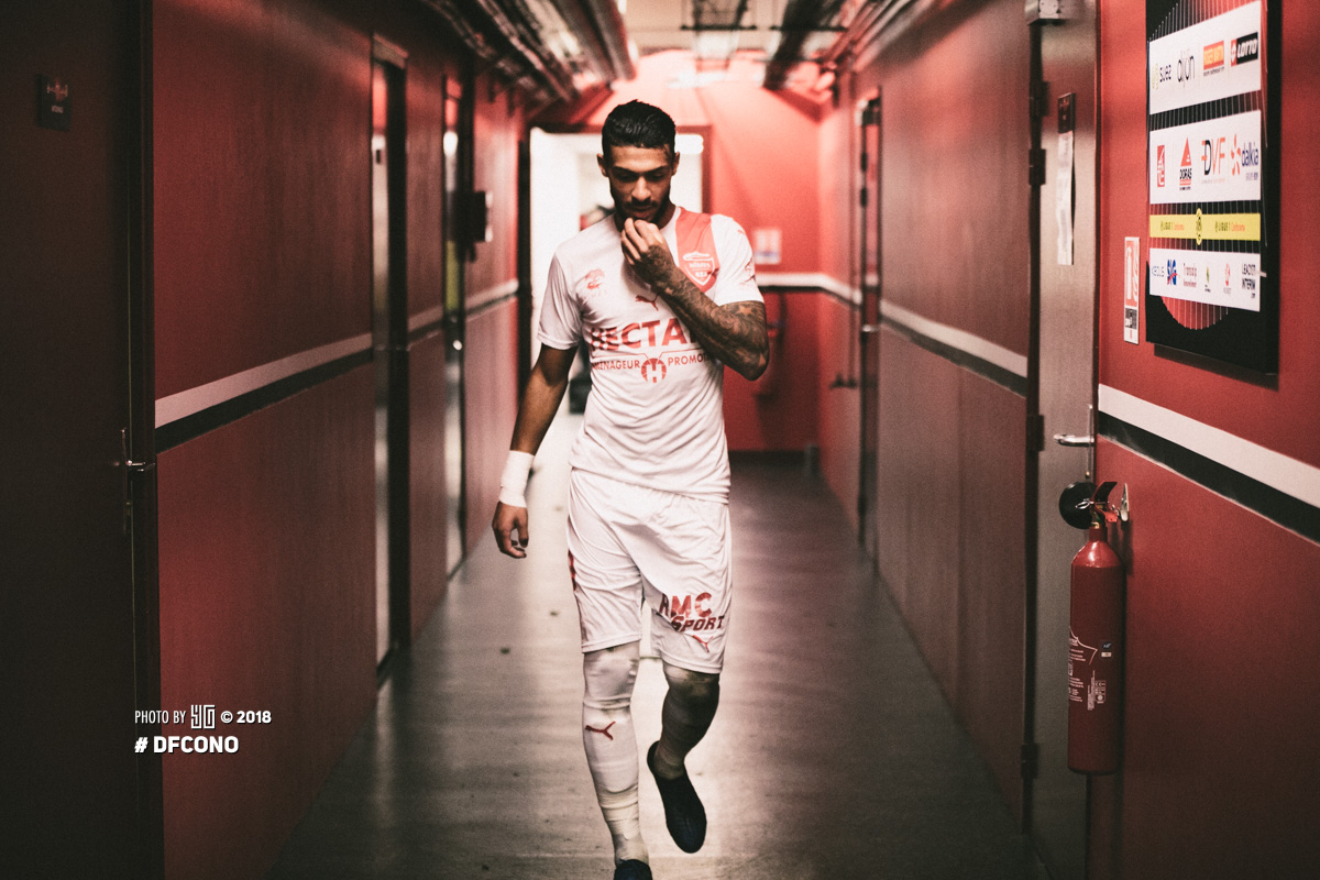 Dijon FCO - Nîmes Olympique - 3 NOVEMBRE 2018STADE GASTON-GERARD, DIJON160 PHOTOS