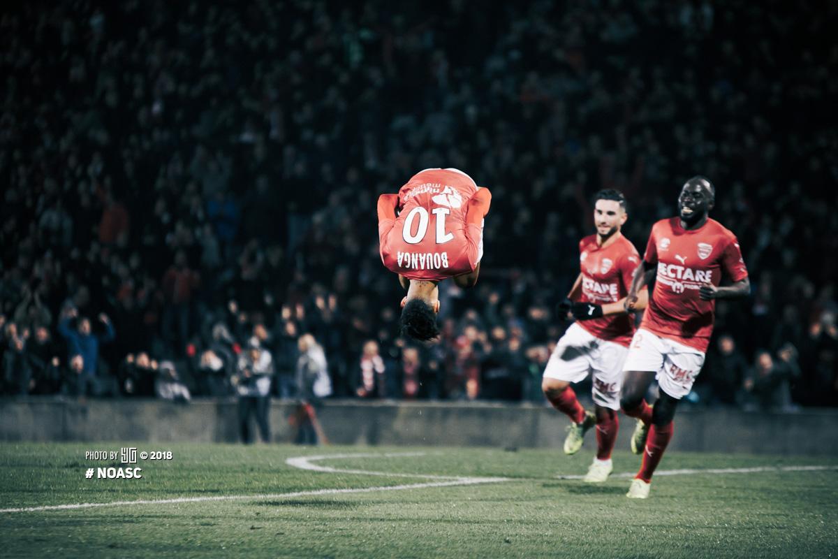 Nîmes Olympique - Amiens SC - 1er DECEMBRE 2018STADE DES COSTIERES, NÎMES190 PHOTOS