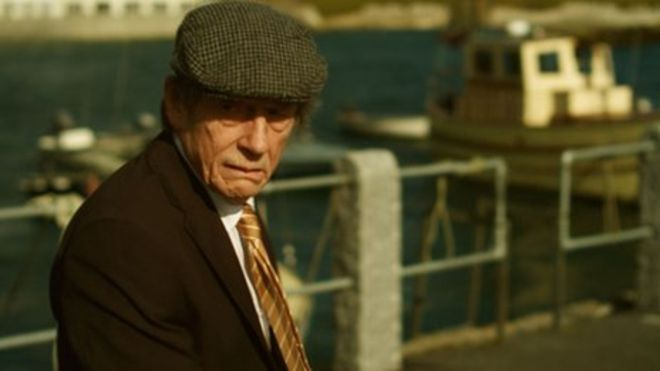 BBC NEWS'Sailcloth': John Hurt's silent sea adventure - 18 November 2011Actor John Hurt talks about his non-dialogue role in short film 'Sailcloth'.