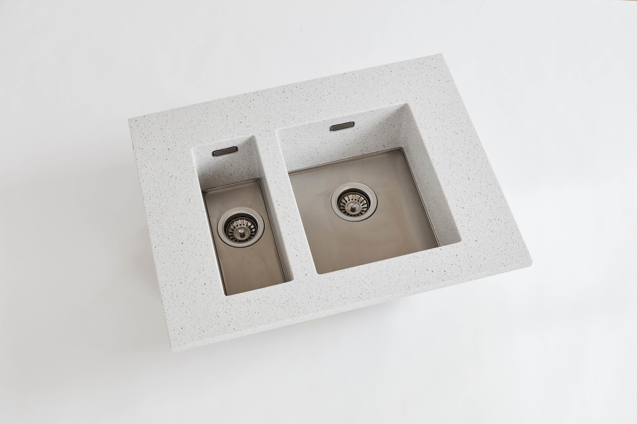 Introducing:SYNCRO - Inlay Stainless Steel Sinks