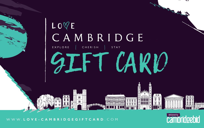 Win a Love Cambridge Gift Card this Restaurant Week -