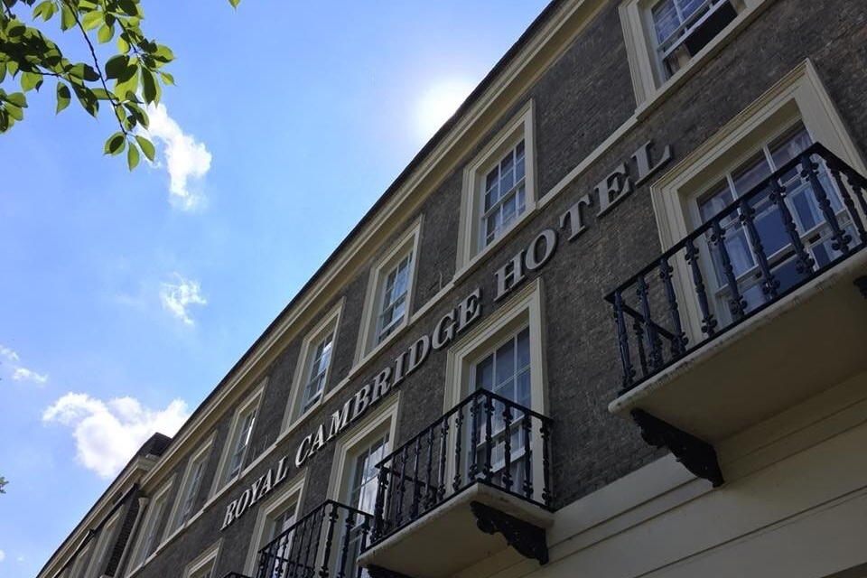 Royal Cambridge Hotel - £15 food and drink offer