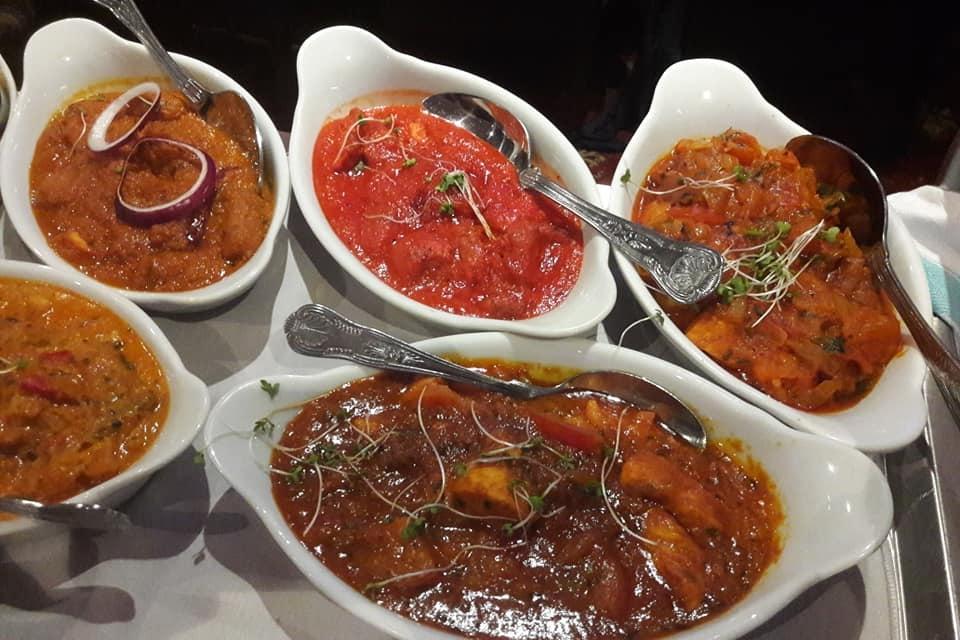 Rajbelash Fine Indian Dining - £15 food offer