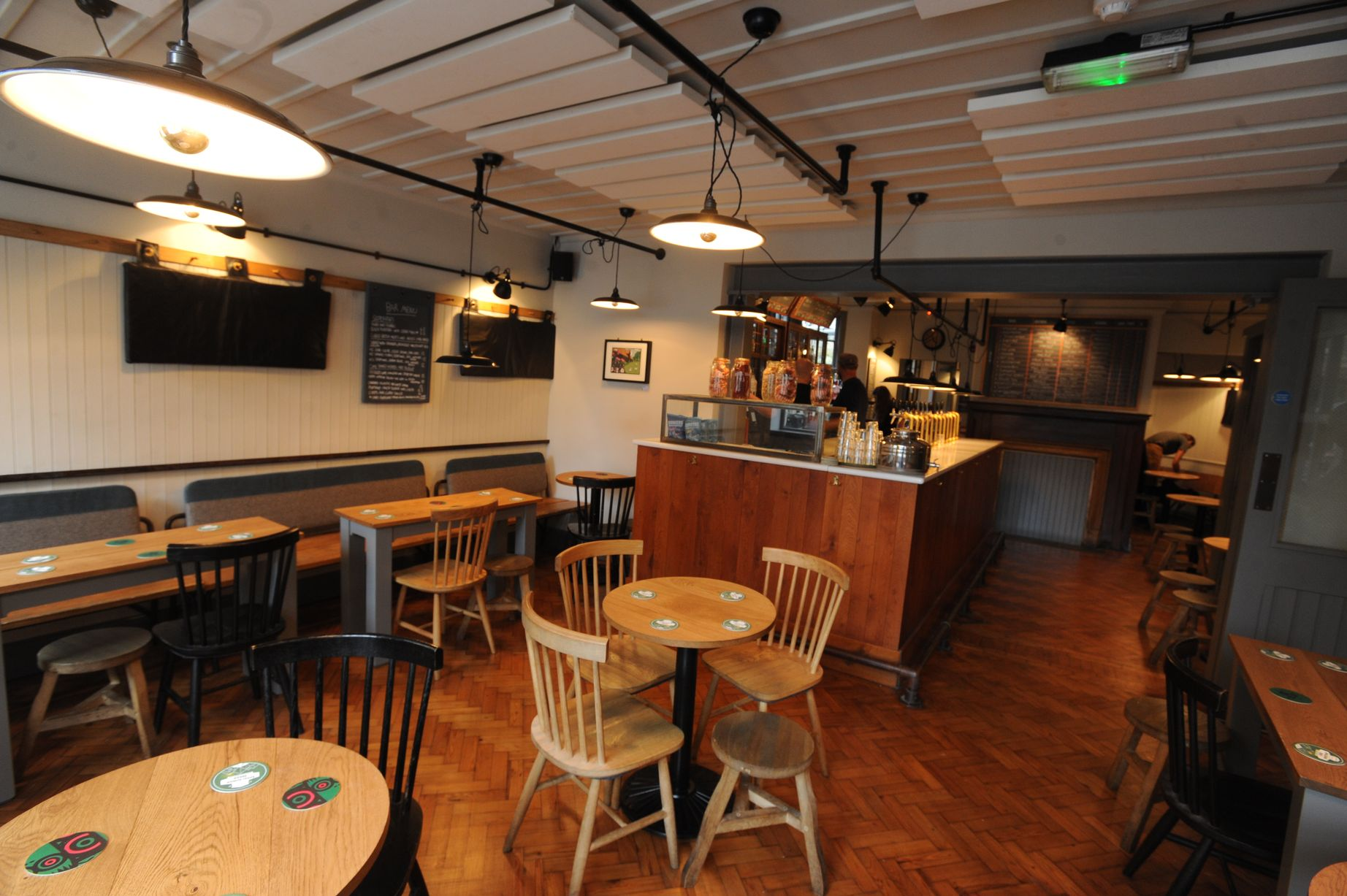 Pint Shop - £15 food offer