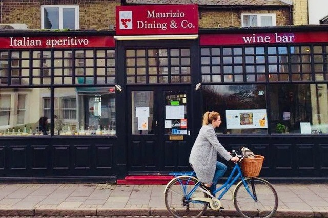 Maurizio Dining & Co - £10 Food offer