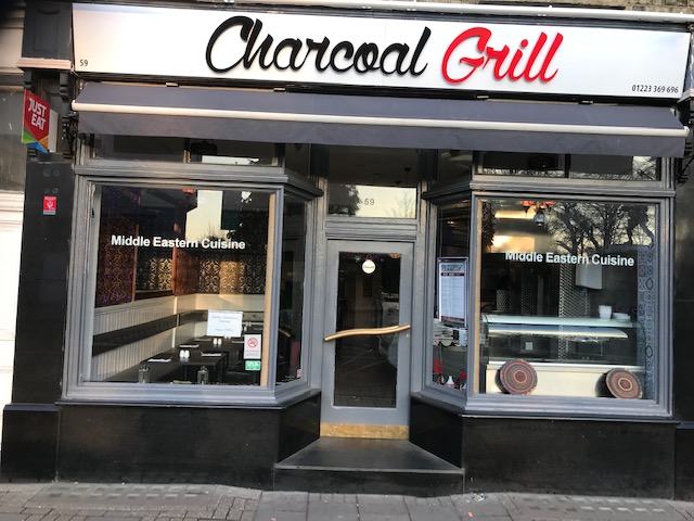 Charcoal Grill - £10 and £15 offers