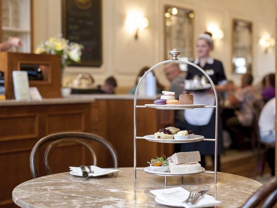 Harriets Cafe Tearooms - Traditional Afternoon Tea