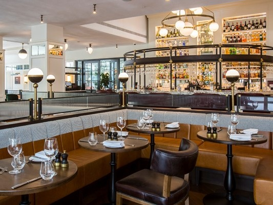 The Tamburlaine Hotel - 3 course menu for £152 course menu for £10