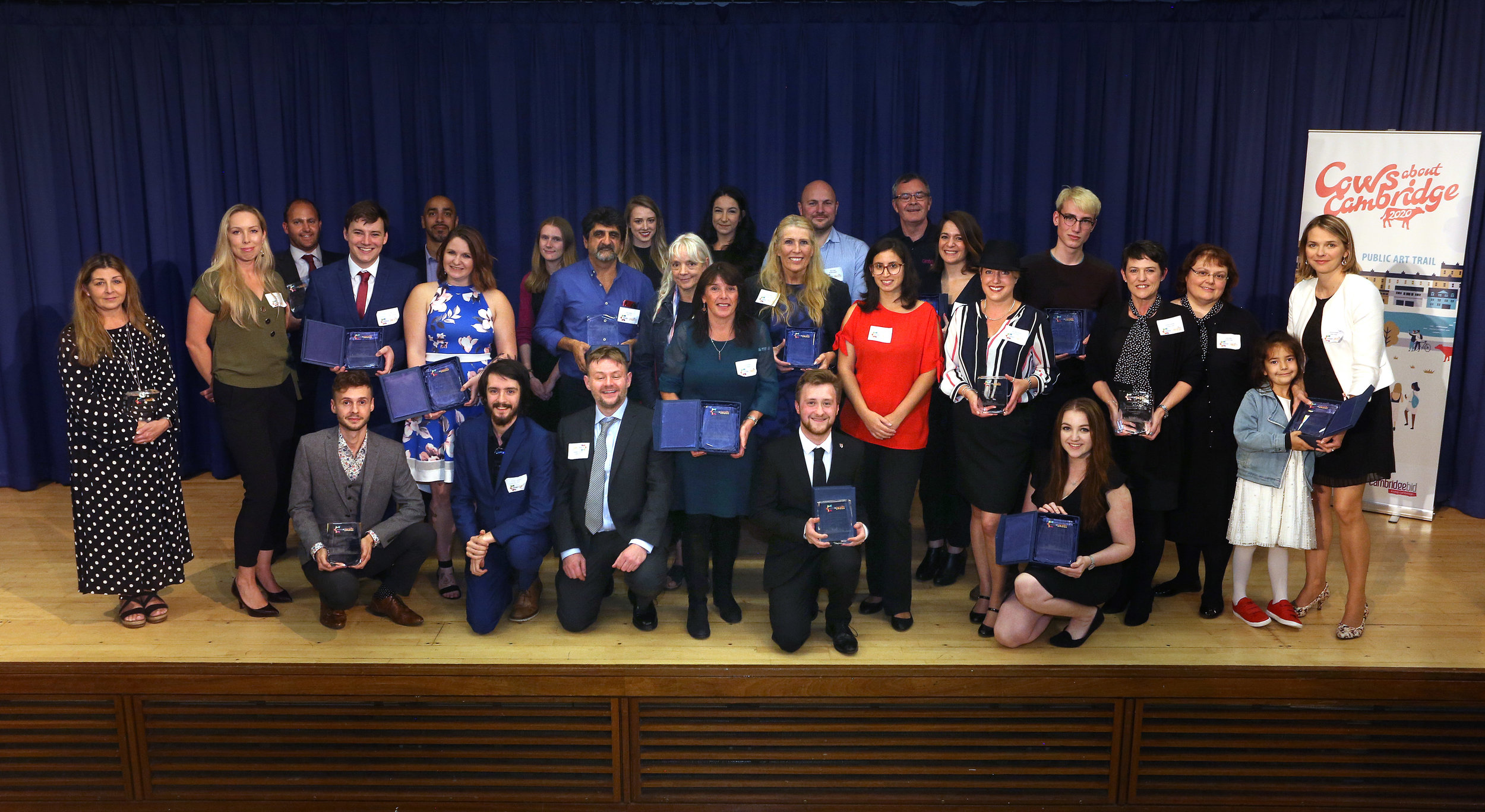 Winners of Mystery Shop Awards 2019