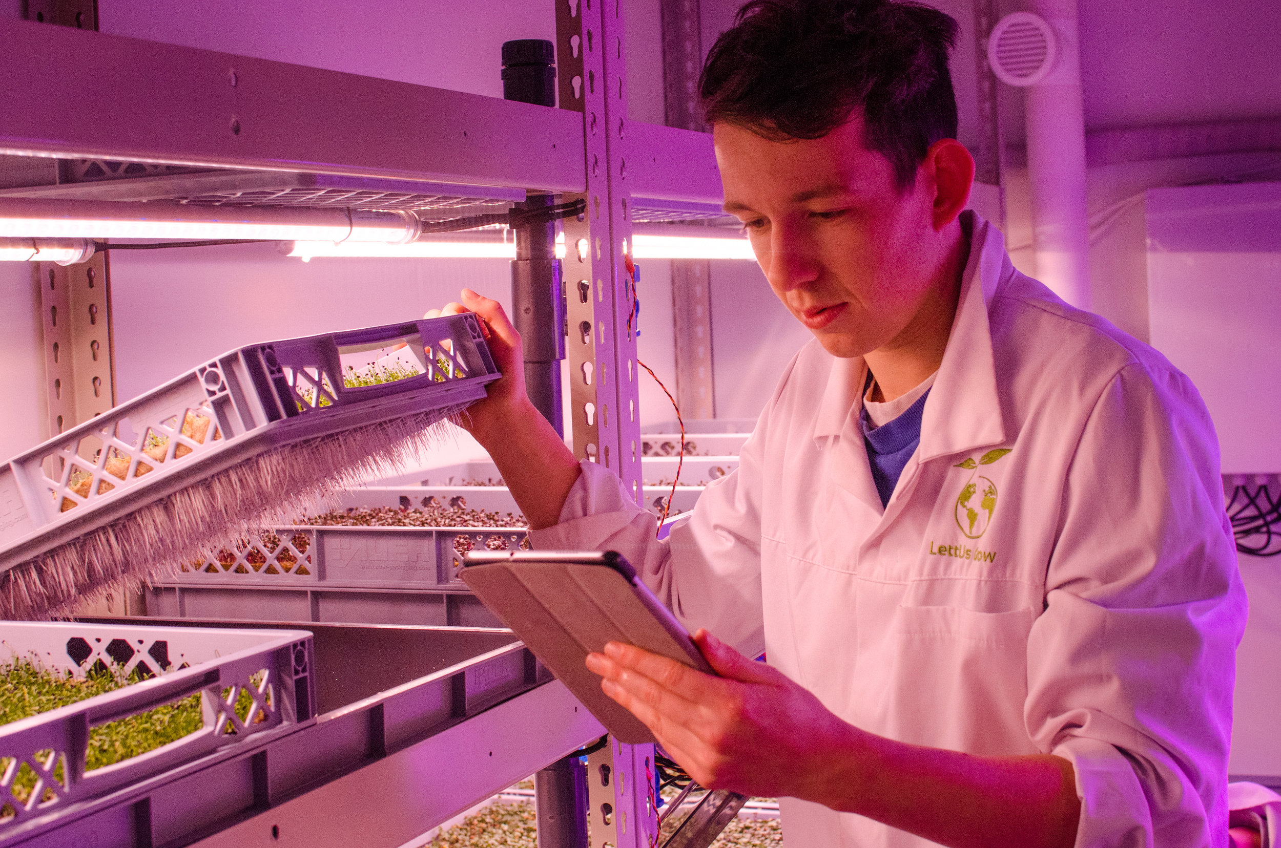 Bringing the Outside In - innovation for controlled environment agriculture - Agri-Tech East to investigate how Controlled Environment Agriculture can disrupt the value-chain.