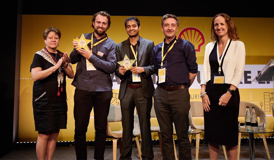 Press release: LettUs Grow wins national Shell Enterprise Development Award -