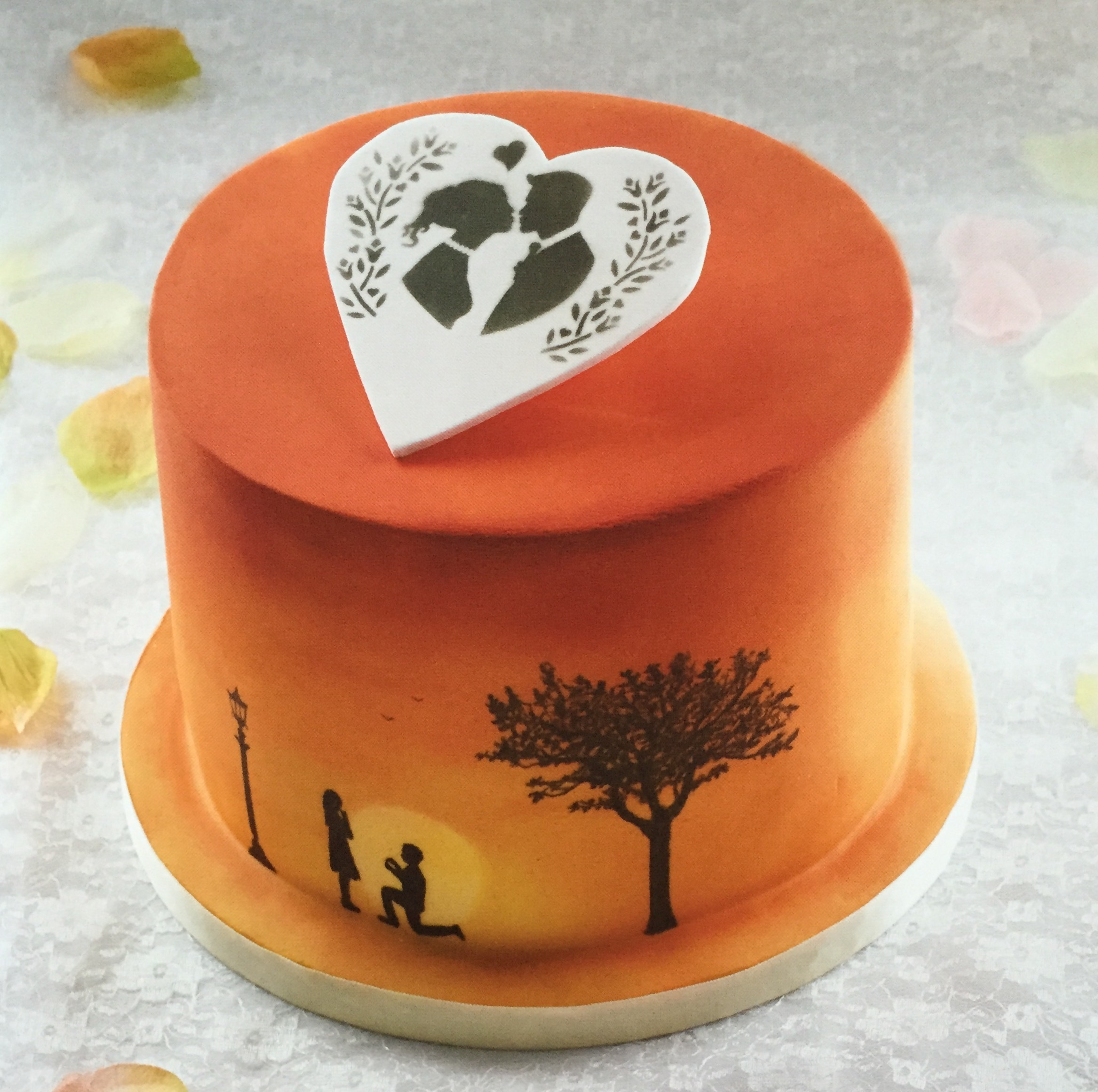 Airbrush sunset cake.jpeg