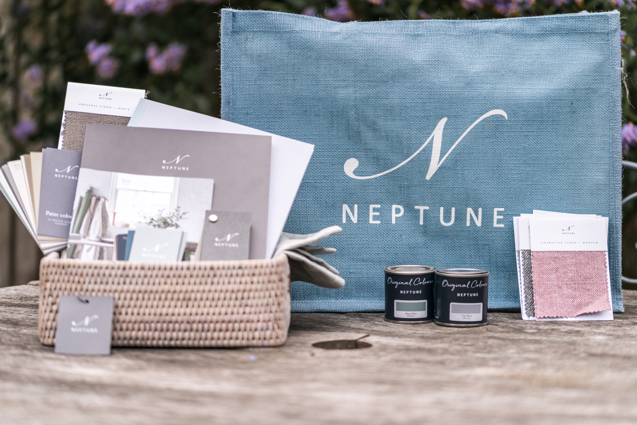 The Neptune Home Spring-Summer 2019 Marketing Campaign