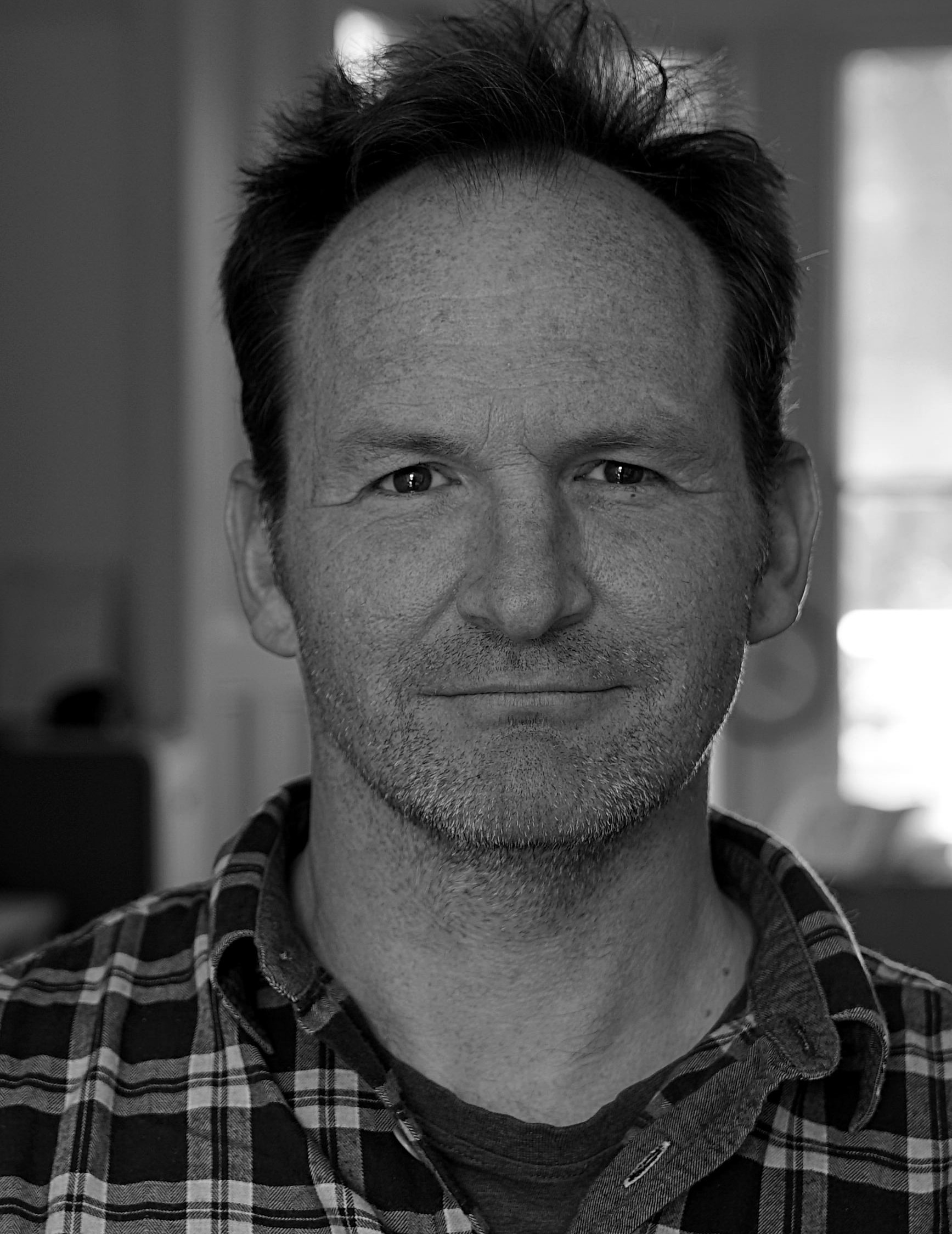 Steve Robinson, MD and Executive Producer Folk Films