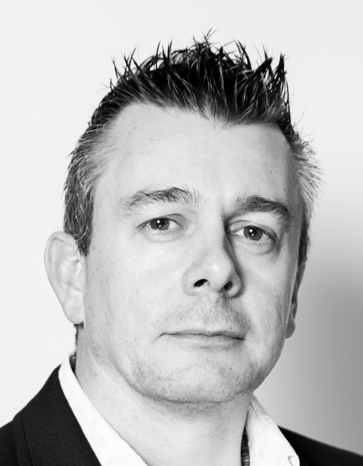 Ian Bradshaw, Co-Founder and Creative Director Title Role Productions