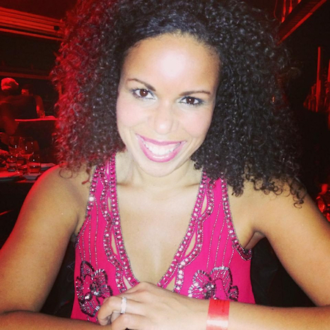 Emma-Rosa Dias, Managing Director, Afro-Mic Productions