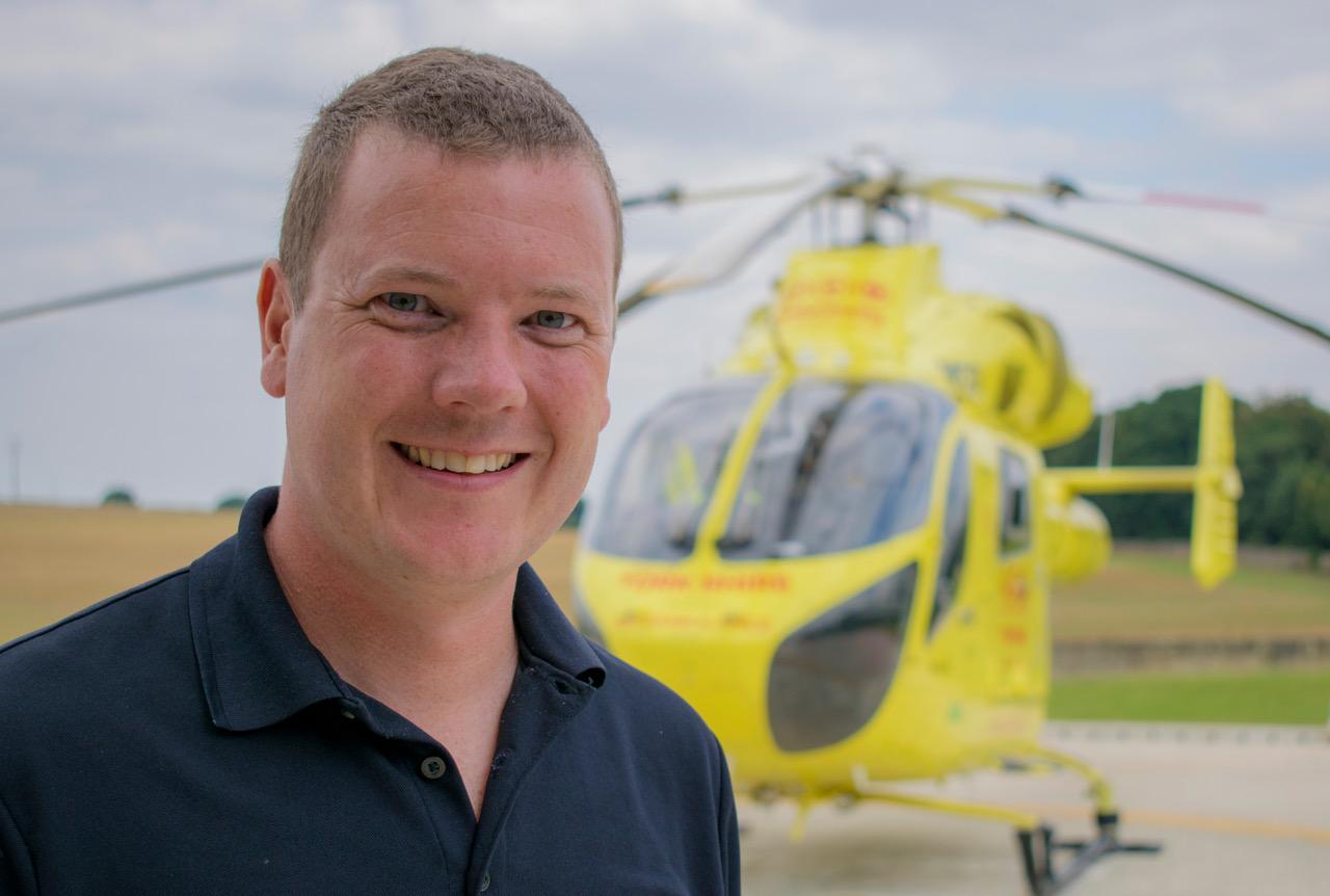 Matt Richards, Director, Air Tv