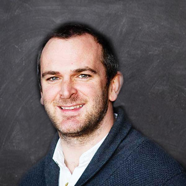 Mike Benson, Managing Director, Chalkboard TV