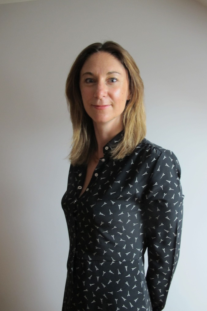Kate Collier, Creative Director, Minnow Films